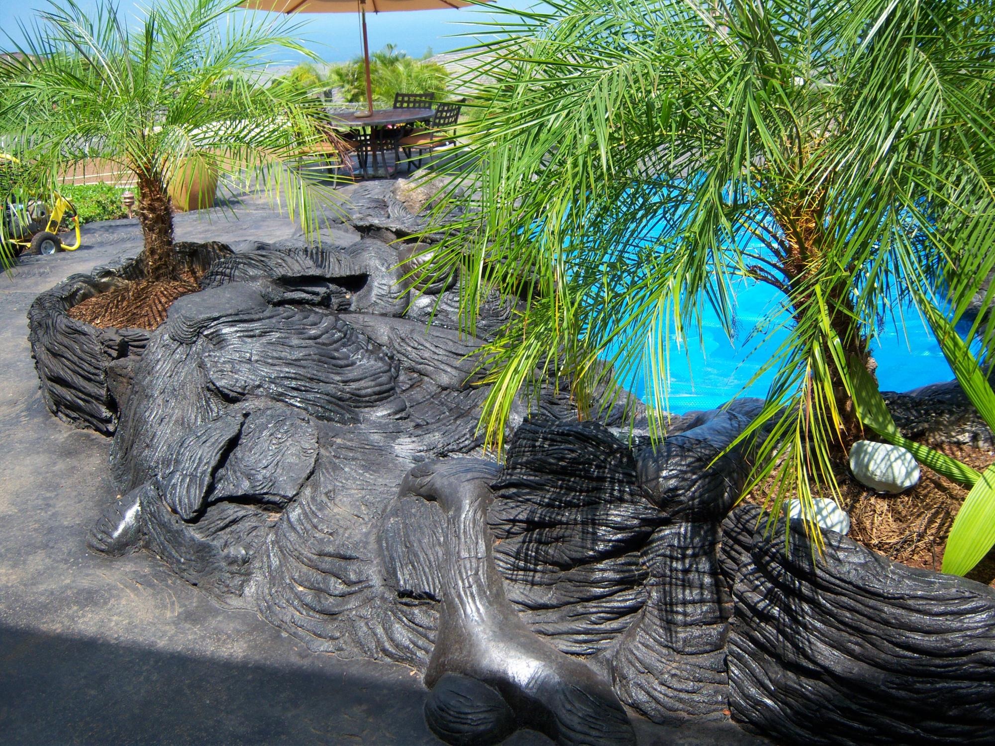 Pahoehoe Landscaping